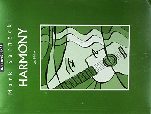 9781554402717: THS02 - Harmony, 2nd Edition: Intermediate