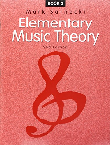 9781554402816: Elementary Music Theory: Book 3