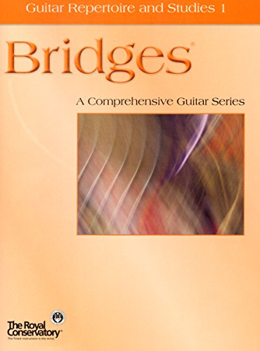 9781554403080: GTB01 - Bridges - Guitar Repertoire and Studies - Level 1
