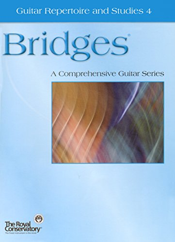 9781554403110: GTB04 - Bridges - Guitar Repertoire and Studies - Level 4
