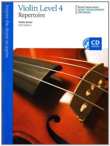 9781554405107: Violin Repertoire Level 4