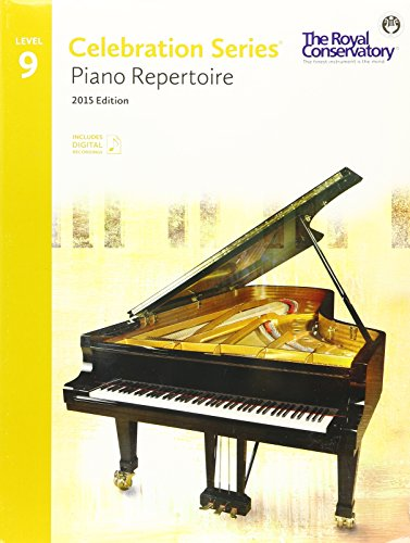 9781554407170: C5R09 - Royal Conservatory Celebration Series - Piano Repertoire Level 9 Book 2015 Edition