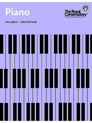 9781554407293: Piano Syllabus, 2015 Edition