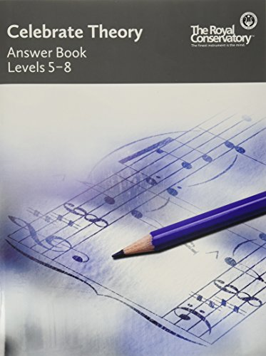 9781554408139: TCTA2 - Celebrate Theory Answer Book: 5-8 (2016 Edition)