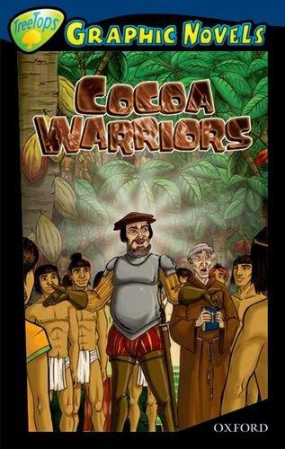 9781554487431: Oxford Reading Tree: Level 14: Treetops Graphic Novels: Cocoa Warrior