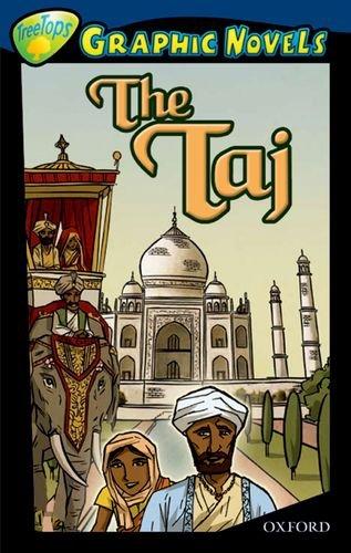 9781554487455: Oxford Reading Tree: Level 14: Treetops Graphic Novels: the Taj