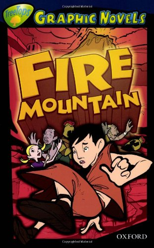 9781554487462: Oxford Reading Tree: Level 14: Treetops Graphic Novels: Fire Mountain