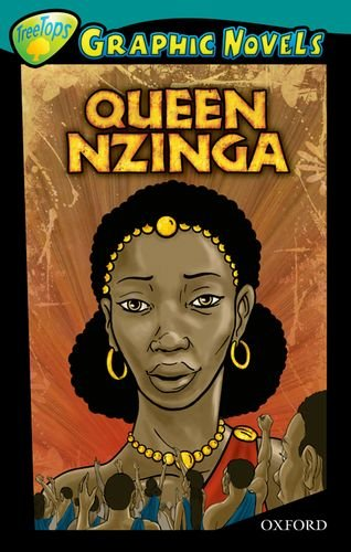 9781554487554: Oxford Reading Tree: Level 16: Treetops Graphic Novels: Queen Nzinga