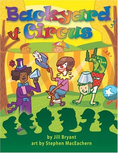 9781554510122: Backyard Circus