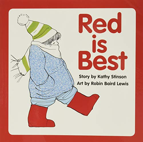 9781554510511: Red Is Best