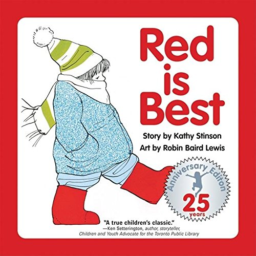 9781554510528: Red is Best: 25th Anniversary Edition