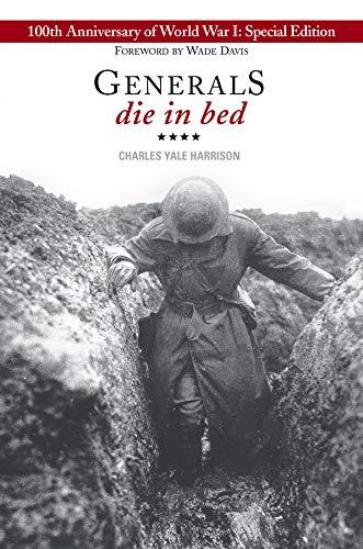 9781554510733: Generals Die in Bed
