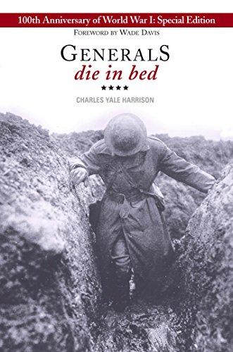 9781554510740: Generals Die in Bed