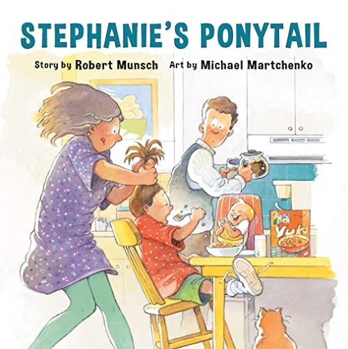 Stephanie's Ponytail (Annikins) (1554511143) by Munsch, Robert