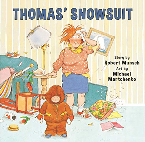 9781554511150: Thomas' Snowsuit (Annikins)