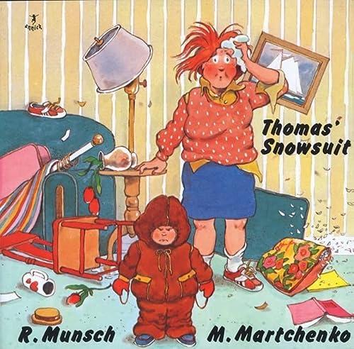 9781554511150: Thomas' Snowsuit