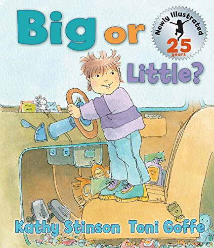 9781554511686: Big or Little?