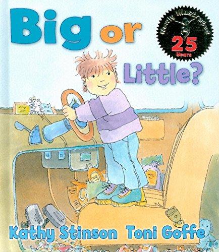 9781554511693: Big or Little?