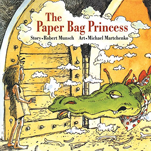 9781554512119: The Paper Bag Princess (Munsch for Kids)