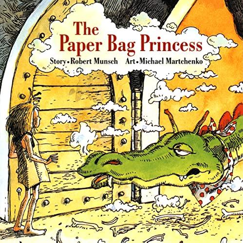 9781554512119: The Paper Bag Princess