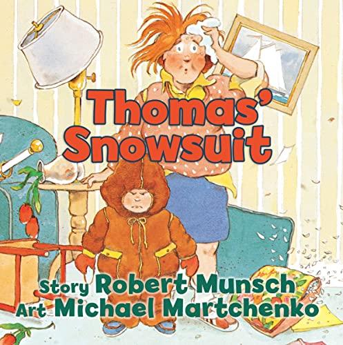 9781554513635: Thomas' Snowsuit
