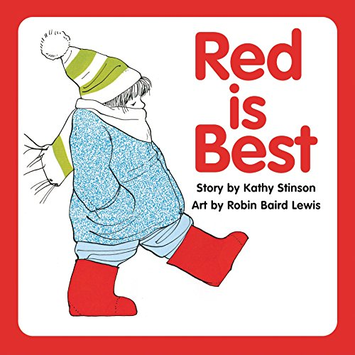 9781554513642: Red is Best