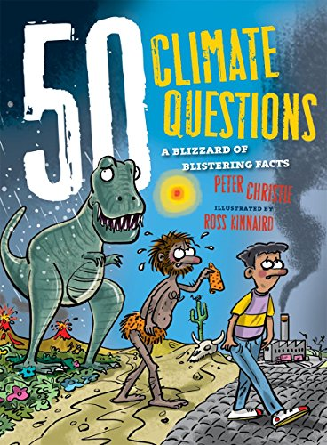 9781554513741: 50 Climate Questions: A Blizzard of Blistering Facts (50 Questions)
