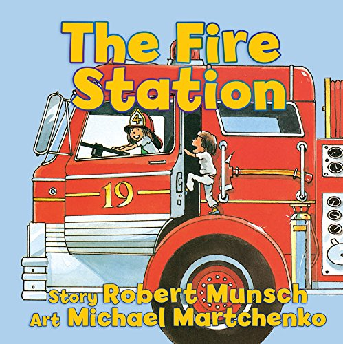 9781554514236: The Fire Station