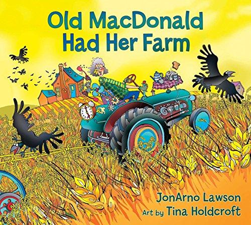 9781554514564: Old MacDonald Had Her Farm