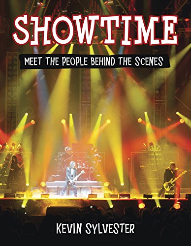 Showtime: Meet the People Behind the Scenes: Kevin Sylvester