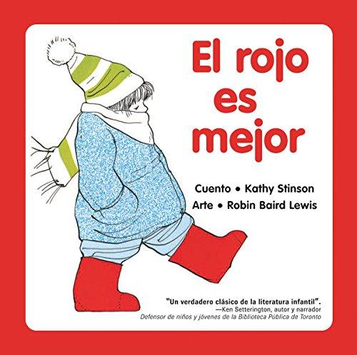 9781554516018: El Rojo es Mejor (Spanish Edition)
