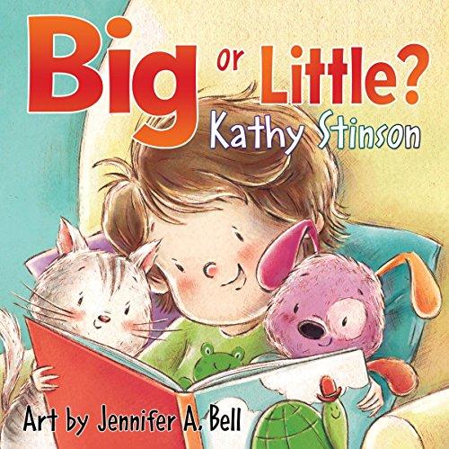 9781554516100: Big or Little?