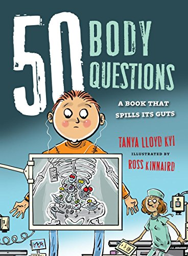 9781554516124: 50 Body Questions: A Book That Spills Its Guts (50 Questions)