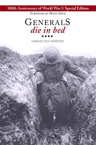 9781554516926: Generals Die in Bed: 100th Anniversary Edition