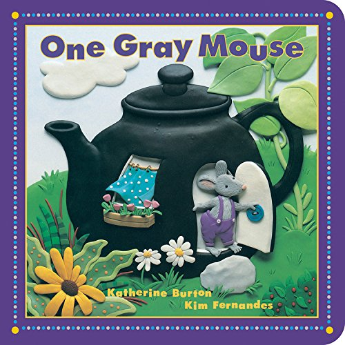 9781554530267: One Gray Mouse