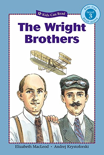 9781554530540: The Wright Brothers (Kids Can Read)