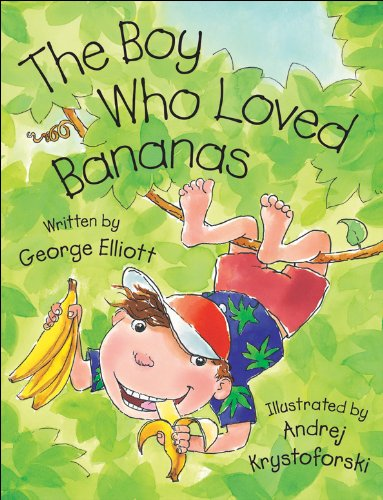 9781554531196: The Boy Who Loved Bananas