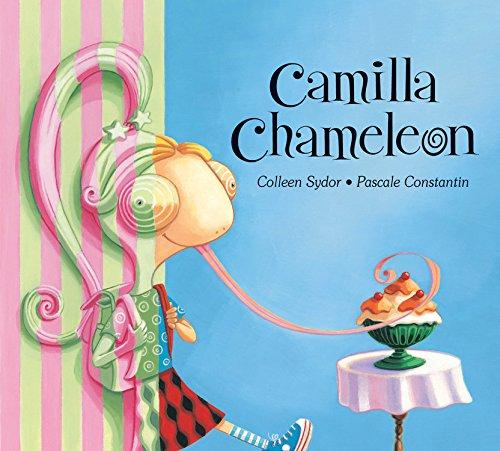 9781554531646: Camilla Chameleon