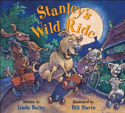 Stanley's Wild Ride: Linda Bailey