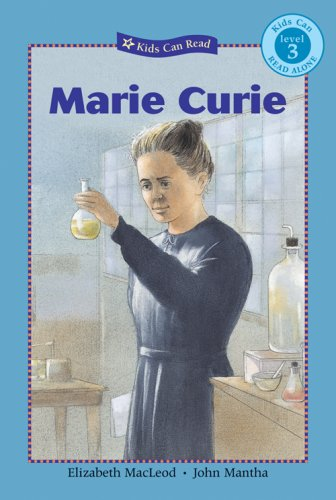 9781554532964: Marie Curie (Kids Can Read Series, Level 3)