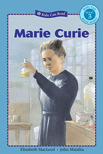 9781554532971: Marie Curie (Kids Can Read)