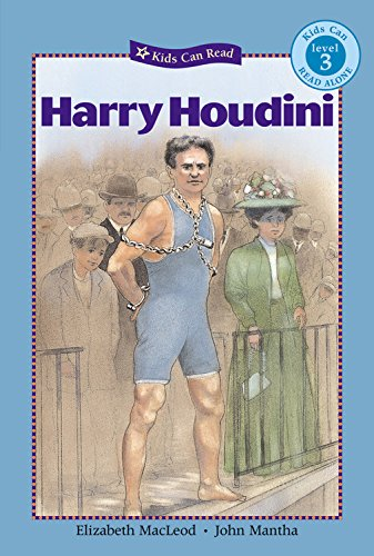 9781554532995: Harry Houdini (Kids Can Read)