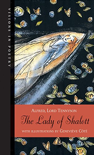 9781554534579: The Lady of Shalott (Visions in Poetry)