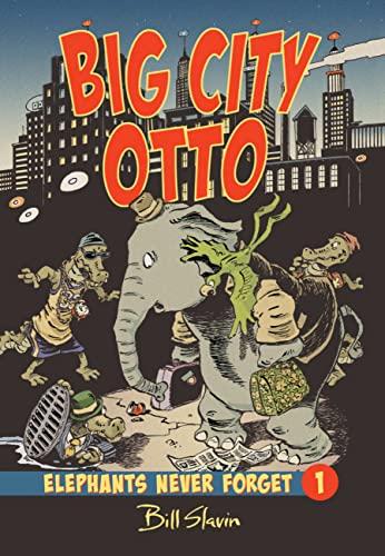 9781554534777: Big City Otto (Elephants Never Forget)