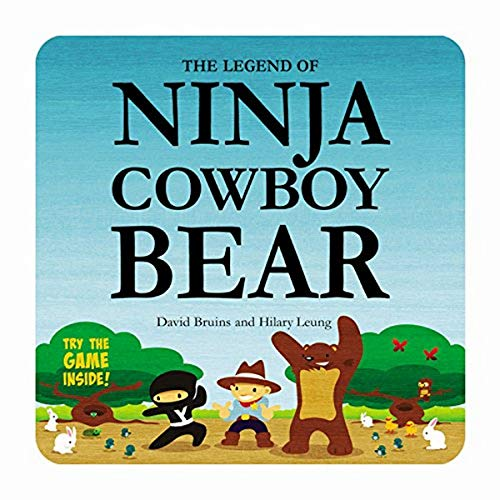 9781554534869: The Legend of Ninja Cowboy Bear