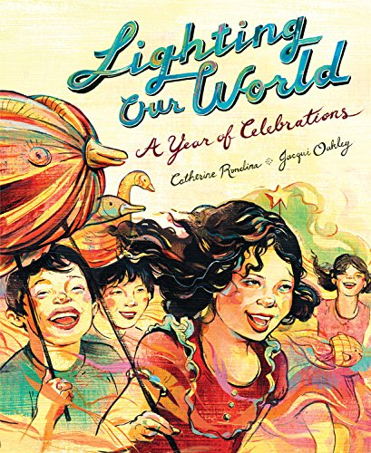 9781554535941: Lighting Our World: A Year of Celebrations