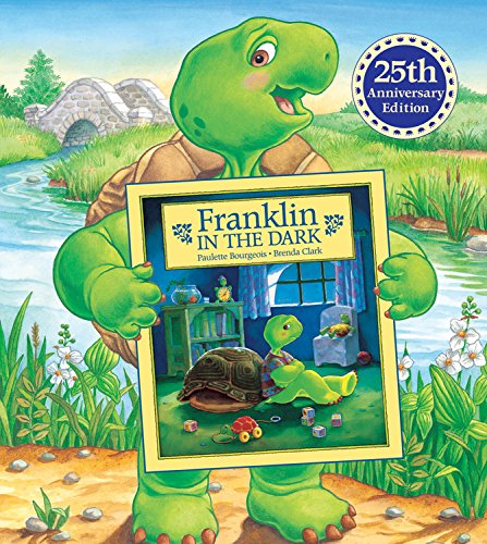 9781554536160: Franklin in the Dark: 25th Anniversary Edition (Franklin (Kids Can))