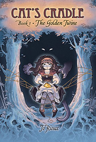 The Golden Twine (Cat's Cradle): Rioux, Jo