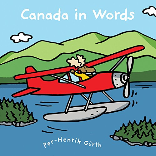 9781554537105: Canada in Words