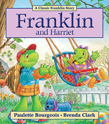 9781554537273: Franklin and Harriet
